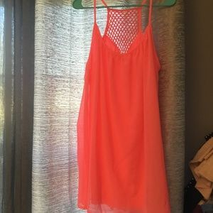 👚NWOT HOT PINK DRESS XL